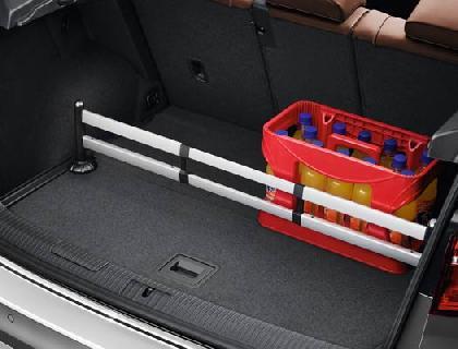 Elemento de maletero Módulo extraíble del maletero