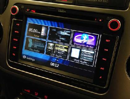 Sistema de radio/navegación RMT400N