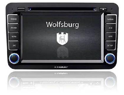 Sistema de radio/navegación Blaupunkt Wolfsburg