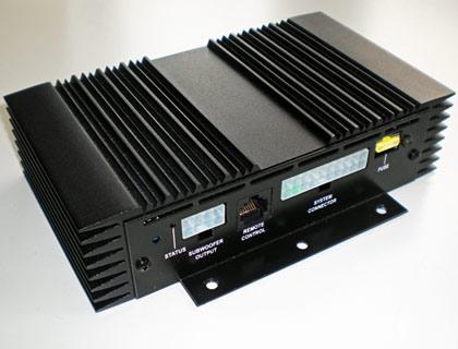 Amplificador para el sistema de sonido Plug & Play