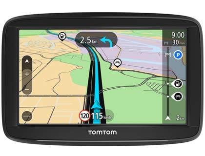 Navegación móvil TomTom START 52 EU23
