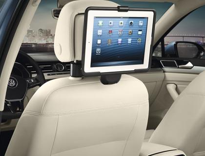 Soporte para tablet (sistema Viaje y Confort) para Apple iPad 2-4