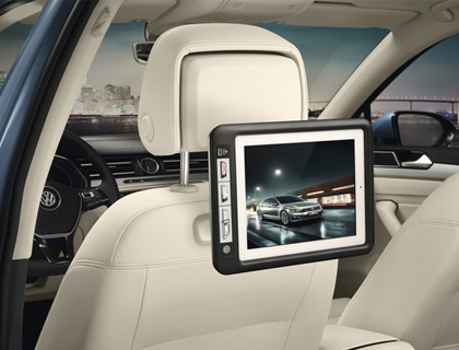 Juego de conexión para preparación de RSE iPad 4.ª generación, Passat