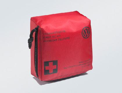 Botiquin de primeros auxilios Lugar de montaje: maletero