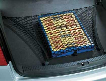 Red de equipaje Vehículo de 5 plazas