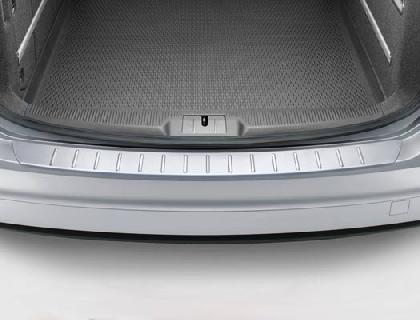 Cantonera para borde de carga Óptica de acero inoxidable