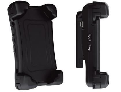 Adaptador para teléfono móvil Adaptador universal de teléfono móvil, incl. cable de alimentación micro USB