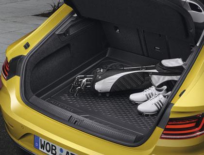 Bandeja para maletero Para vehículos con superficie de carga elevada