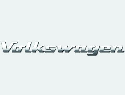 Rótulo Volkswagen