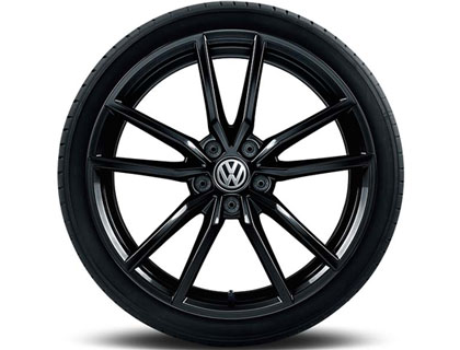 Rueda completa para verano 225/40 R18 92Y/ZR XL, Pirelli PZero Nero GT, Pretoria, negro