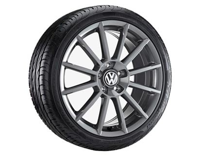 Rueda completa para invierno 225/40 R18 92V XL, Pirelli Sottozero 3, Rotary, antracita, izquierda