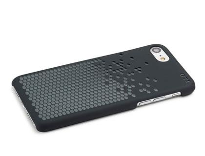 Funda para smartphone iPhone7, negro mate, Colección GTI