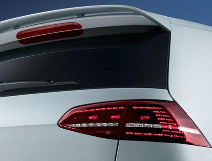 Juego de luces traseras LED, tintado, look «R», vehículos con volante a la derecha