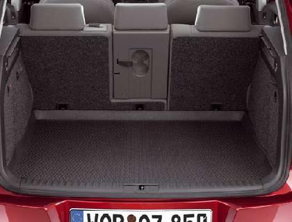 Suplemento para maletero negro, piso de carga básico (piso de carga bajo)