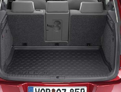 Bandeja para maletero con borde, para piso de carga básico (piso de carga bajo)