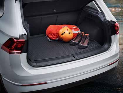 Suplemento para maletero para vehículos con superficie de carga variable