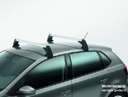 Juego de portacargas básico Polo A05 (2 puertas)