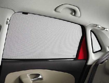 Parasol (kit) 4 puertas, ventanillas de puerta trasera derecha e izquierda, luneta trasera, fija, incluye juego de montaje