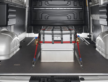 Red de equipaje Red de seguridad ProSafe 1400 x 1025mm