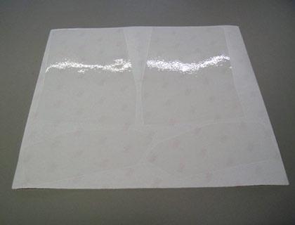 Lámina protectora Pieza de servicio 7E0071104