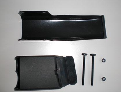 Garra de sujeción superior izquierda, pieza de servicio 7E0071104