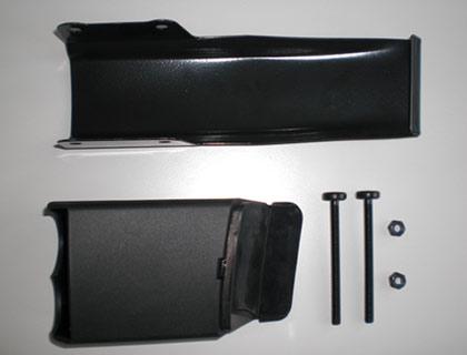 Garra de sujeción superior derecha, pieza de servicio 7E0071104