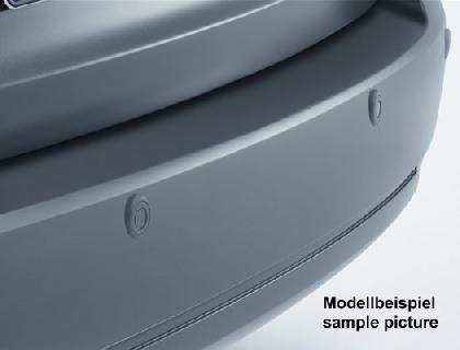 Control de distancia de aparcamiento 4 sensores, función de advertencia acústica