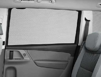 Parasol para cristales laterales para puertas corredizas, con inscripción Volkswagen